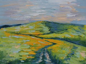 20_FlynnGeissel_YellowFlowersOntheMountain_9x12_OilonCanvas_$295