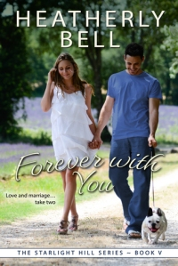 Forever with you by Heatherly Bell book cover
