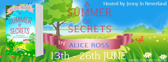 summer of secrets for JENNY