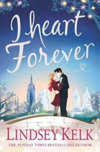 I heart Forever Lindsey Kelk book cover