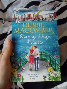 Rainy Day Kisses by Debbie Macomber book cover photo
