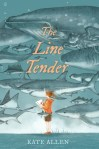 the line tender by kate allen book cover middle grade