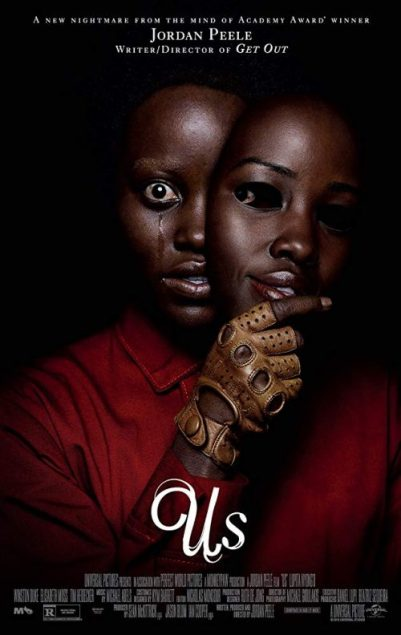 Us movie cover lupita horror