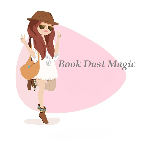 Book Dust Magic blog logo
