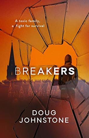 Breakers by Doug Johnstone book cover kindle edition