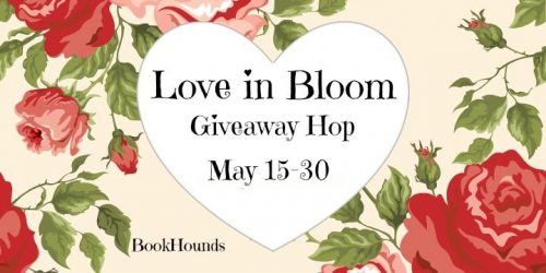 Love in bloom giveaway hop banner