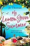 My Lemon Grove Summer by Jo Thomas book cover