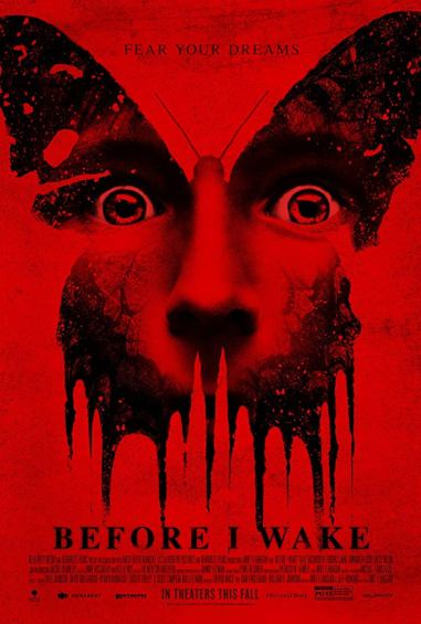 before I wake movie cover