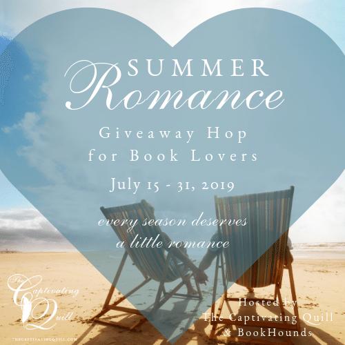 summer romance giveaway hop banner