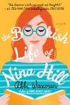 The Bookish Life of Nina Hill by Abbi Waxman book cover
