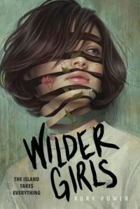 Wilder Girls by Rory Power book cover