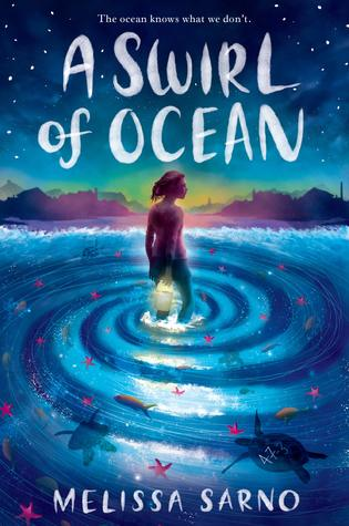 A Swirl of ocean by Melissa Sarno book cover