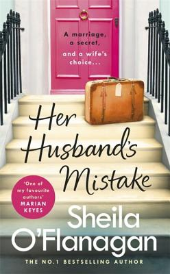 Her Husband's Mistake by Sheila O'Flanagan UK book cover paperback