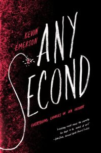 Any Second by Kevin Emerson book cover