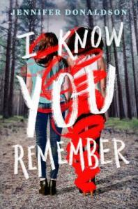 I Know You Remember by Jennifer Donaldson book cover