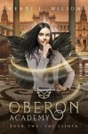 Oberon Academy book 2: The Zephyr by Wendi L. Wilson book cover