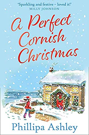 A Perfect Cornish Christmas by Phillipa Ashley book cover