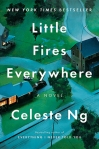 little fires everywhere by celeste ng book cover