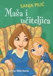 maša i učiteljica book cover sanja pilić