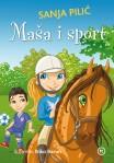 maša i sport sanja pilić book cover