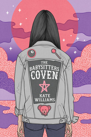 The Babysitters Coven by Kate Williams book cover