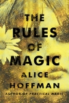 The Rules of Magic by Alice Hoffman book cover US edition