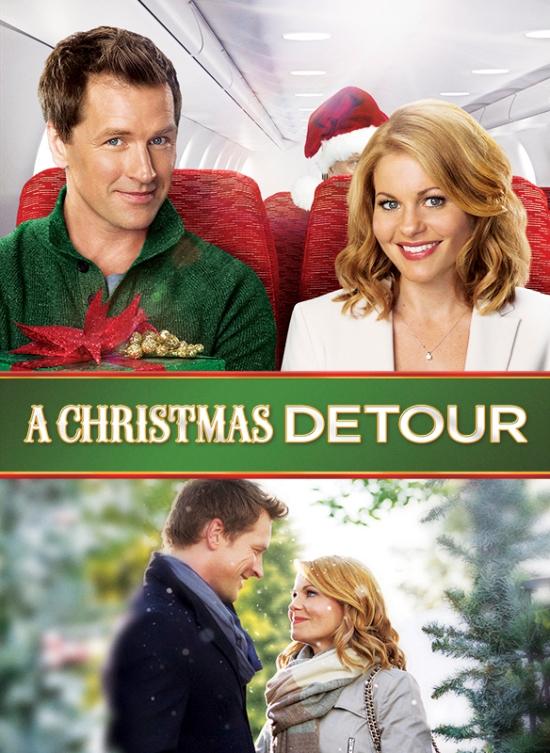 a Christmas Detour movie cover