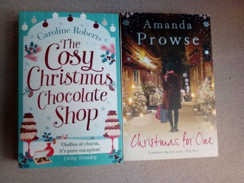 Christmas books picture