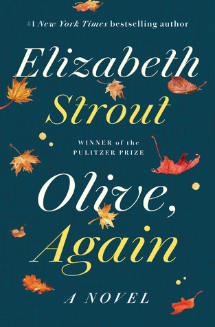 Olive, Again by Elizabeth Strout book cover US edition