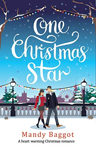 One Christmas Star by Mandy Baggot book cover