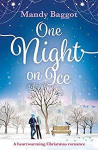 One Night on Ice by Mandy Baggot book cover 2019 edition