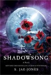 shadowsong by s. jae jones book cover