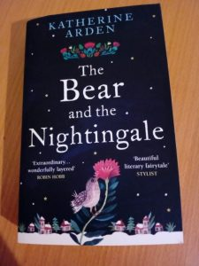 The Bear and the Nightingale UK copy