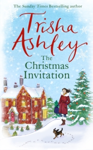 The Christmas Invitation by Trisha Ashley book cover, UK edition