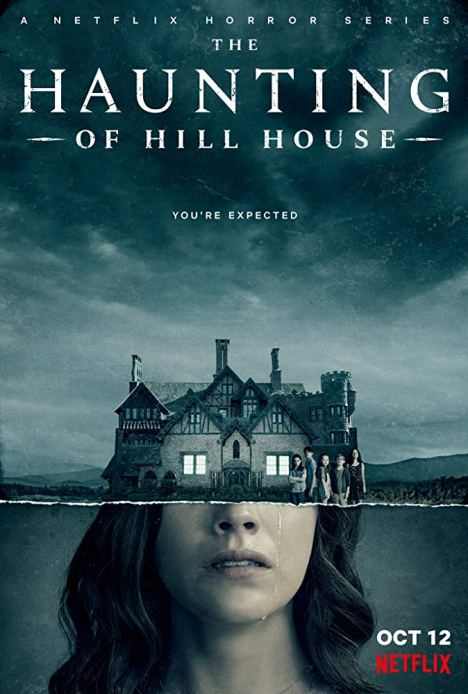 The Hunting of Hill House netflix cover