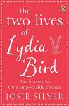 The Two Lives of Lydia Bird by Josie Silver book cover, UK edition, penguin