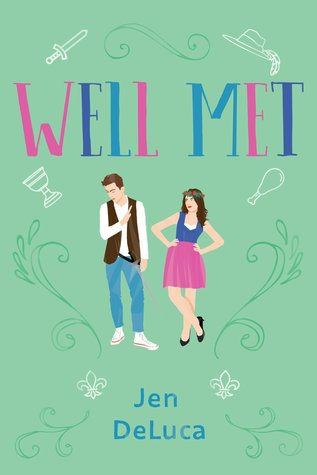 Well Met by Jen DeLuca book cover