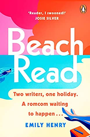 Beach Read by Emily Henry book cover UK edition