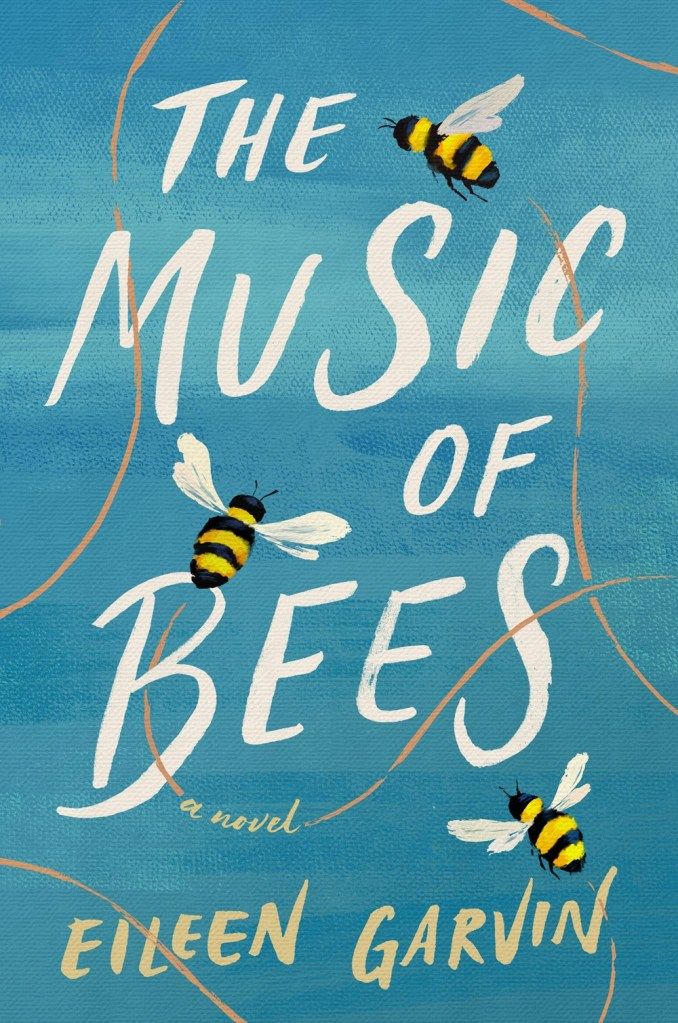 The Music of Bees book cover US edition