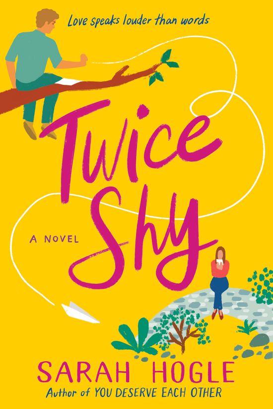 twice shy by sarah hogle US cover