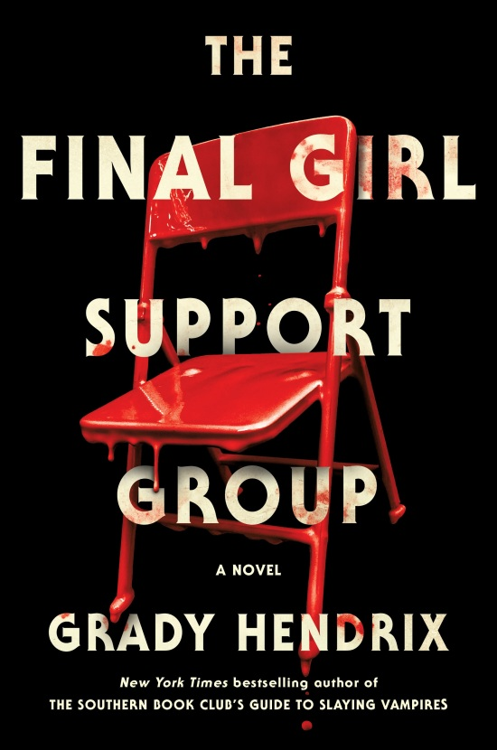 The Final Girl Support Group book cover US edition